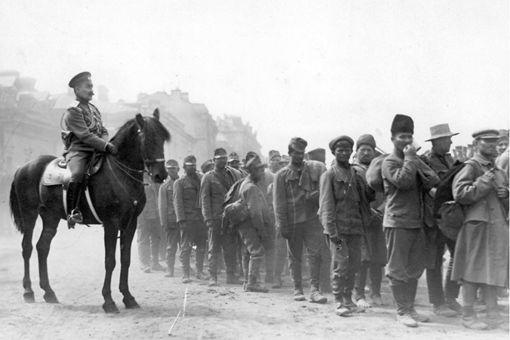 一战初期德军的作战计划是