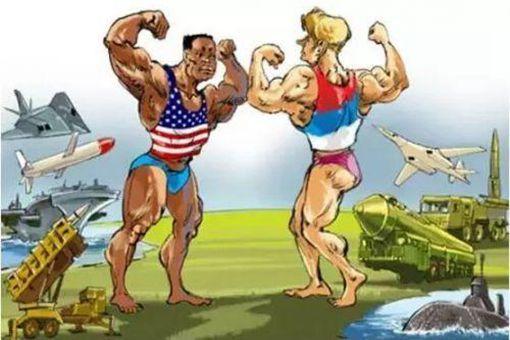 美国为什么恨俄罗斯 这与