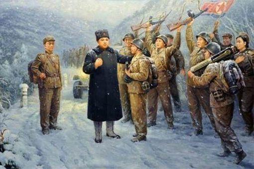 朝鲜战争对中美两国的影响