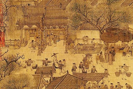 北宋汴京的繁华描写 描写北宋汴京繁华的古诗词大全