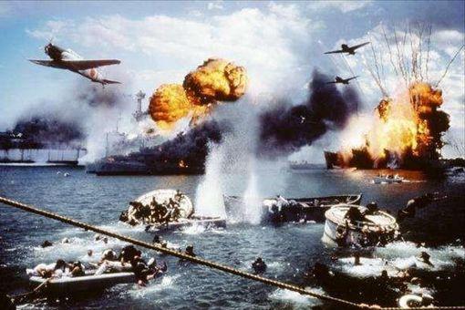 日本偷袭珍珠港真的是愚蠢
