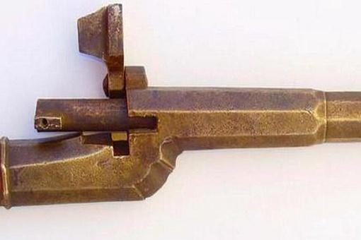 明朝最先进的火枪是谁发明