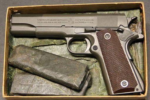 二战美军士兵配备了哪些枪