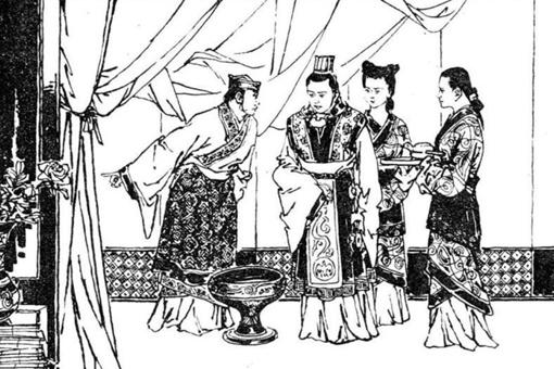 汉景帝为什么要饿死邓通