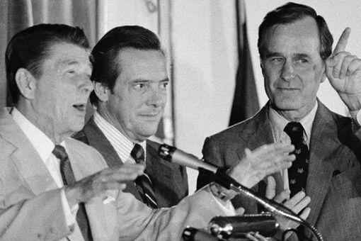 里根是如何当上总统的 解密里根的传奇人生