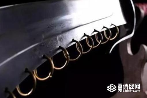 古代大刀为什么有铁环 起到什么作用