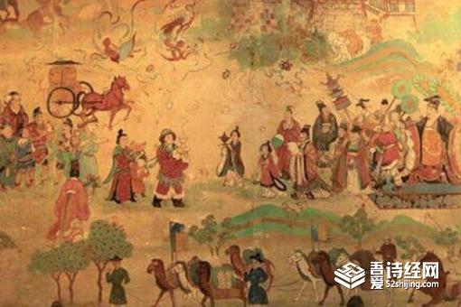 盛唐时期的唐朝有多繁华