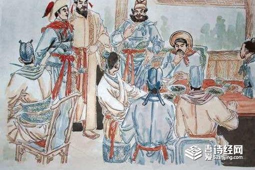 福禄宴是真的吗 福禄宴所涉及到的人物有哪些