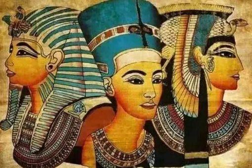 古埃及人是黄种人还是黑人 古埃及人真的是黄种人吗