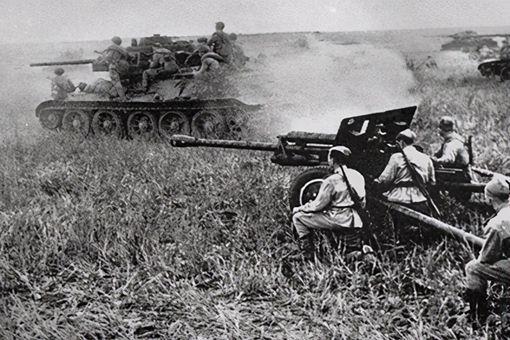 库尔斯克会战德军战损小于
