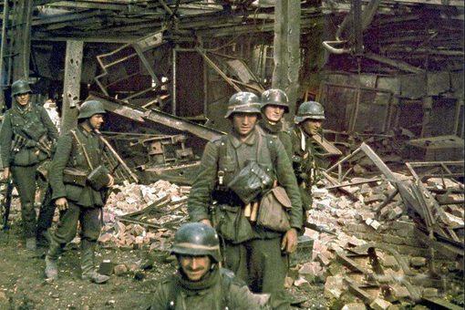 斯大林格勒德军有没有胜算