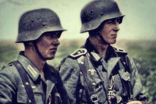 二战德国杂牌部队 揭秘二战德国临时拉起的杂牌军