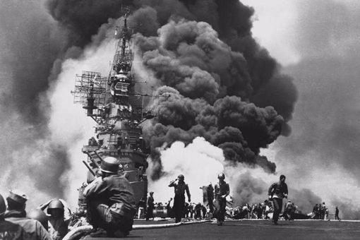 珍珠港事件后为何美国不先