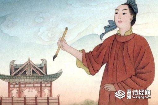 王勃是如何写出了千古名篇《滕王阁序》的呢