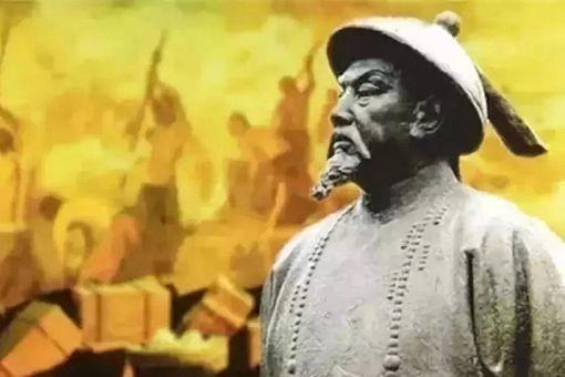 林则徐的正面与侧面 中国睁眼看世界第一人林则徐