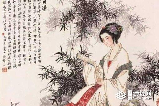 薛涛为元稹写的诗是什么 《春望词》全文赏析