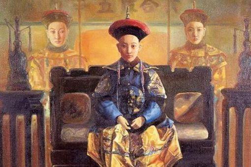 咸丰皇帝为什么只有一个儿子