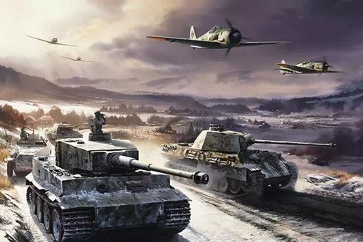 二战德国为什么双线作战 为何向苏联开战