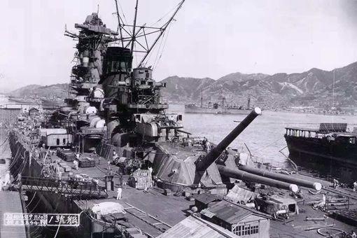 日本大和号战舰沉没的原因是什么 哪里出现了问题