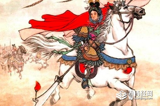 穆桂英原型是谁 穆桂英历史原型事迹介绍