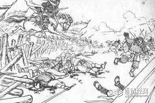 浑河之战后金死了多少人 戚家军为何全军覆没