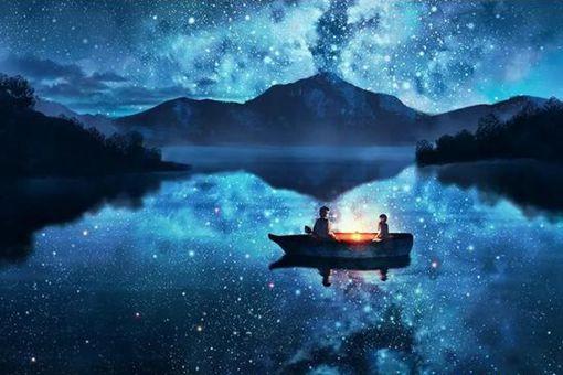 满船清梦压星河的寓意是什么 满船清梦压星河为何会出现在