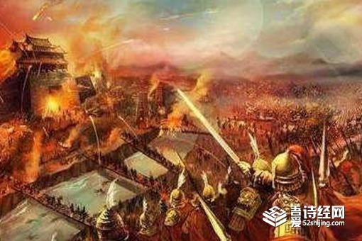 易京之战怎么爆发的 易京之战结局是什么