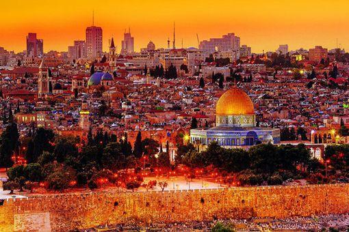 以色列首都耶路撒冷别国为什么反对