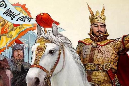 唐朝征伐高句丽详细过程(含作战地图)
