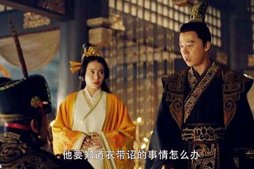 汉献帝为什么不一剑杀了曹操
