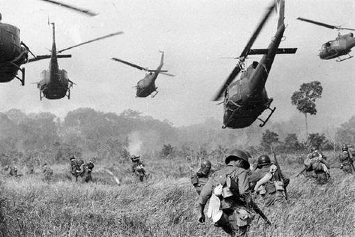 美国打日本敢用原子弹 为何打越南确不敢用了