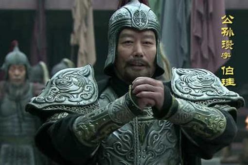 三国中公孙瓒的真正死因是什么
