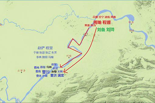 赤壁之战基本是东吴在打 为何孙刘还要联盟
