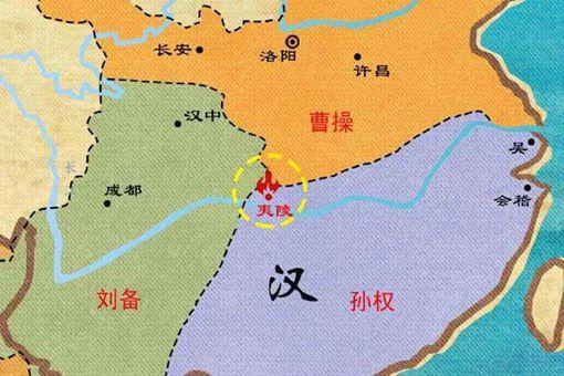 夷陵之战刘备身边为何没有大将