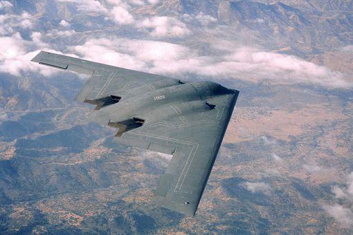 B2轰炸机为何超越不了 B2轰炸机是外星科技吗