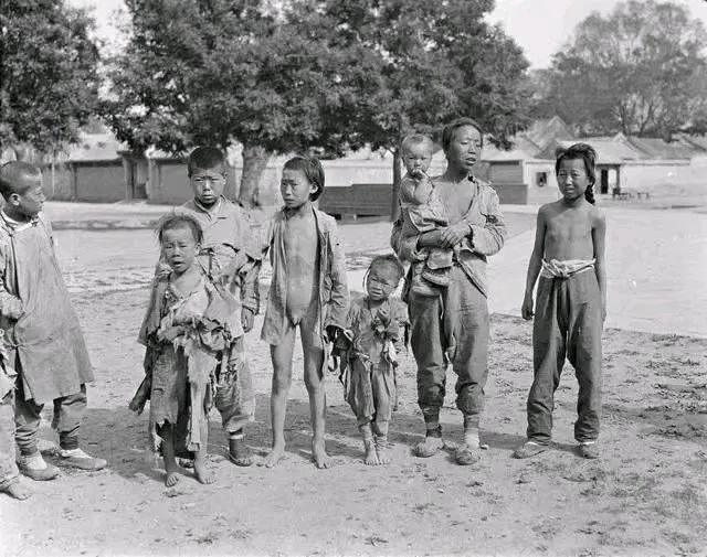 民国时期老百姓的老照片