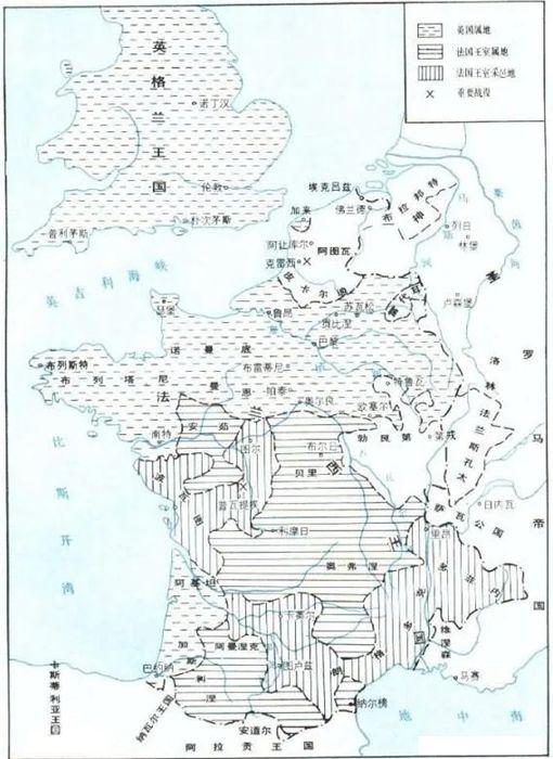 海峡群岛为什么不是法国的 海峡群岛为什么是英国的