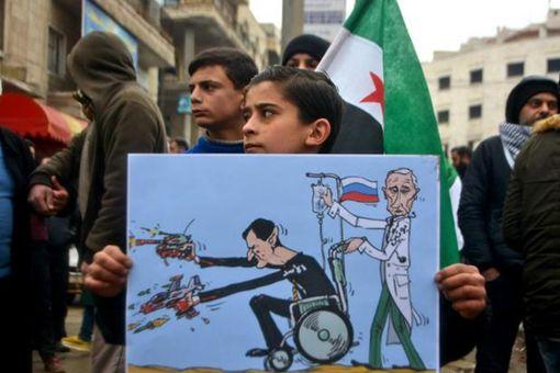 叙利亚战争的起因是什么
