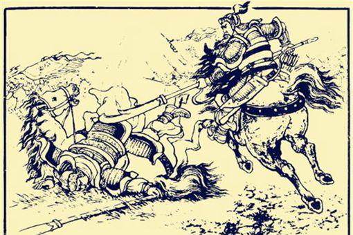 夷陵之战刘备惨败是因为什么 真的是因为刘备无能吗