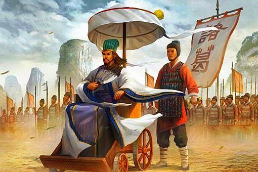 诸葛亮为什么不沿着汉水讨伐曹魏?其实核心原因是诸葛亮求