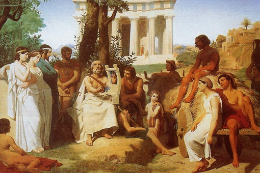 如何理解古希腊神话传说?古希腊神话传说是不是太夸张了?