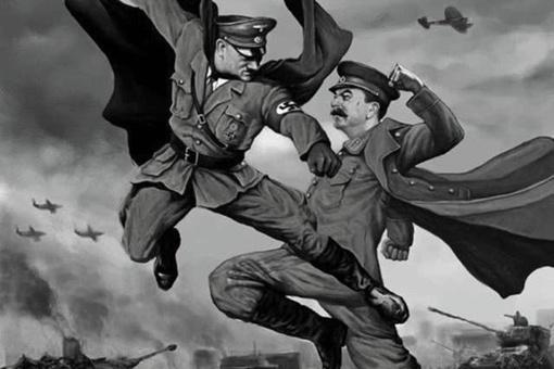 德军打到莫斯科4个月,而苏军反攻到柏林为何要4年?
