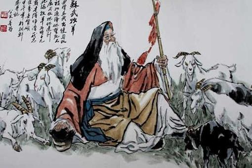 鸿雁传书典故源自哪个历史故事