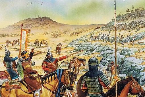 古代说的兵马十万,是指的兵加马十万还是单纯的指兵十万?