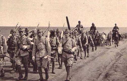 二战期间日本关东军为何在苏联面前不堪一击