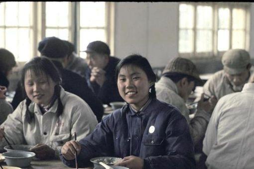 1972年的上海老照片