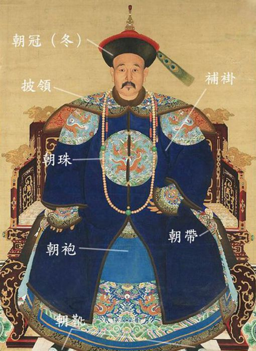 清朝东珠皇子可以带吗 清朝东珠什么人戴