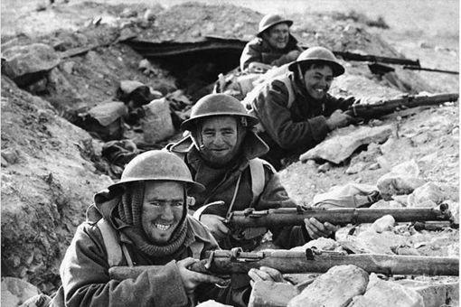 意大利二战中的爆笑史