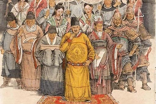 盘点中国历史上的41个盛世分别是那些