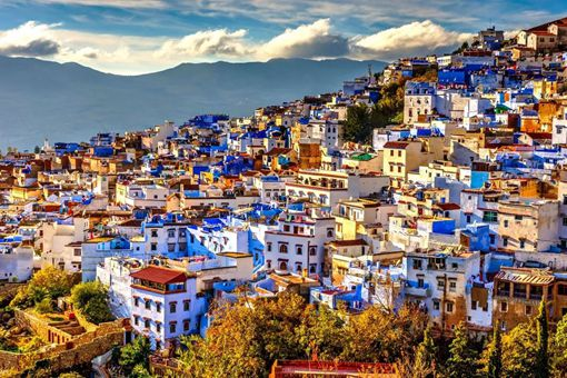 摩洛哥的名字有什么含义